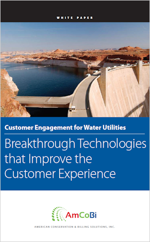 CustomerEngagementWaterUtilities