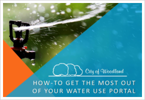 AquaHawk Helps City of Woodland Water Customers Understand Their Consumption