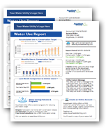 Water Use Reports | AquaHawk Alerting