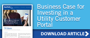 How to Make Business Case for Investing in a Utility Customer Portal